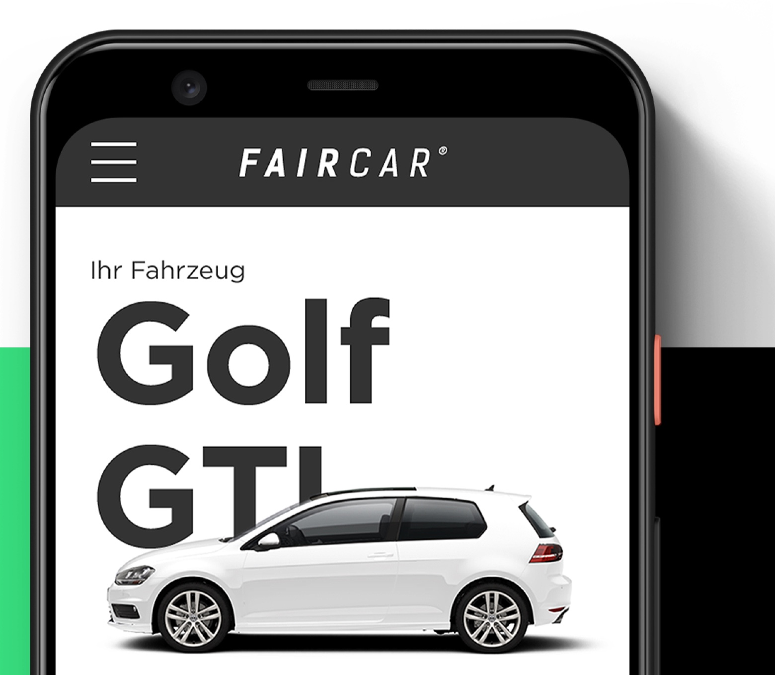 Fair Car App